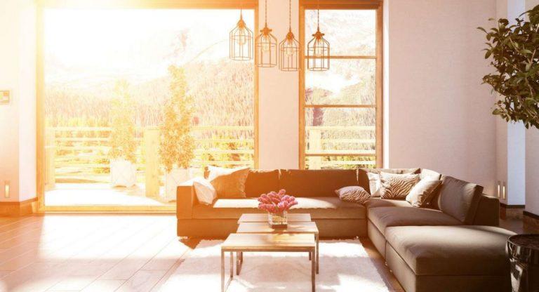 Quelques ruses pour optimiser la lumière naturelle dans sa maison