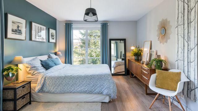 Changez l'ambiance de votre chambre à coucher