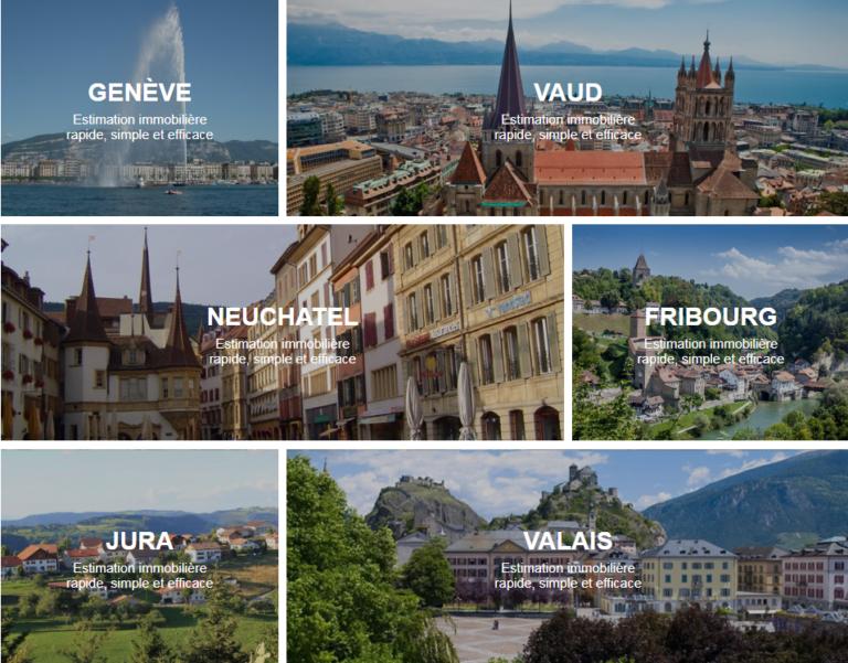 Coût d'un appartement en Suisse